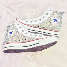 Rhinestone Bedazzled Shoes