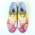 Rainbow Dreamcatcher Custom Vans Shoes